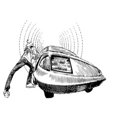 voleur, illustration