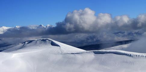 snow Horizon