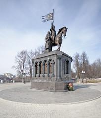 Monument of Prince Vladimir at Vladimir
