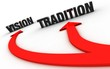 vision oder traditon