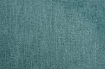 Teal grunge textile background