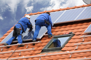 New solar electricity