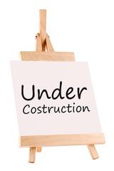 Cavalletto Under Costruction