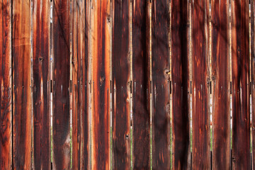 Wood fence background texture abtract