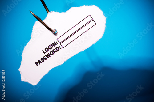 poster of Login and password