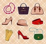 Fashion Accessories poster