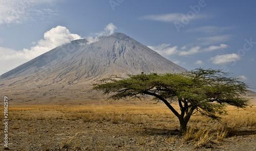 Fototapeten,tansania,afrika,berg,horizontale