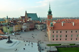 Castle Square in Warsaw, Poland - 21865175