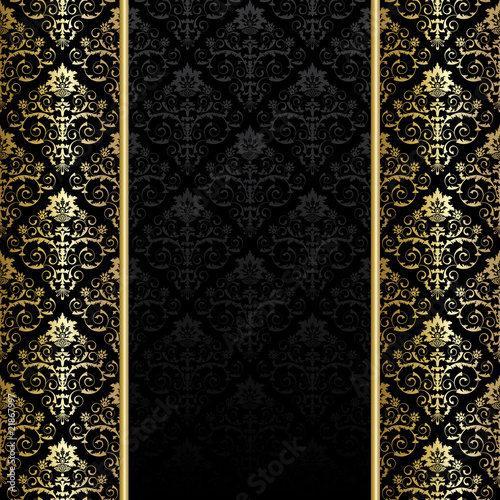 Cool Black And Gold Backgrounds. Black and gold background