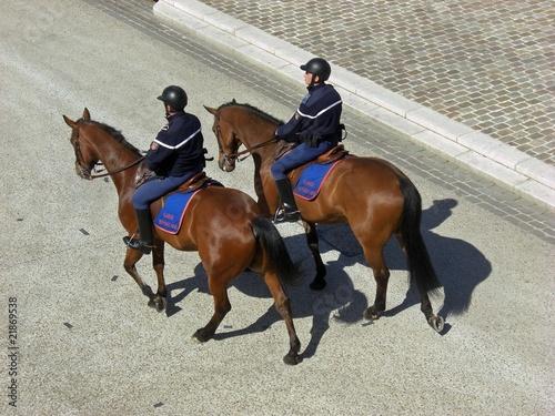 paris gendarmerie cheval de foxytoul photo libre de droits 21869538 sur. Black Bedroom Furniture Sets. Home Design Ideas
