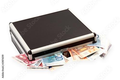 valigetta con soldi