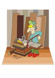carpenter poster