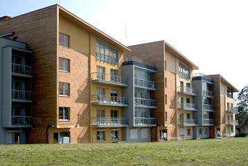 Modern living houses