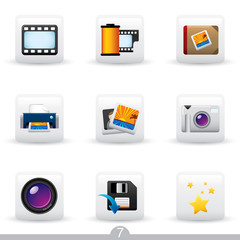 Photography - icon series 7