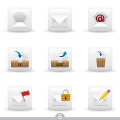 Mail - icon series 6
