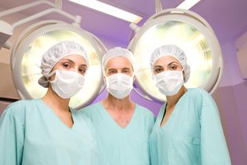 Surgeons portrait