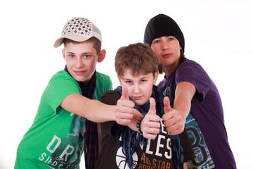 Jugendliche 11.04.10