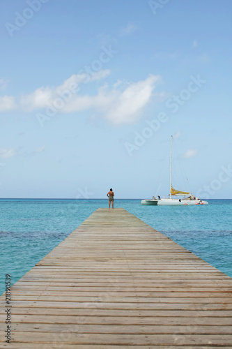 bayahibe footbridge