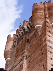Castillo de Medina del Campo (Detalle)