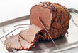 Roast Beef Carved