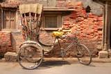 Streets of Kathmandu (Nepal)