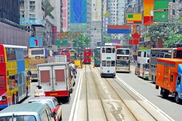 China, Hong Kong Hennessy road