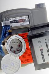Gas Wasser Strom Rechnung Energie