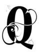 letra Q alfabeto