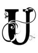 letra U alfabeto