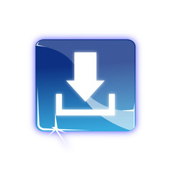 Picto recevoir message - Icon receive mail