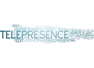 Telepresence