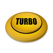 Постер, плакат: turbo runder knopf