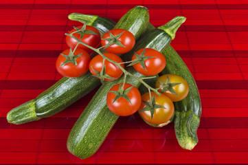 Zucchine e Pomodorini 01 04 10