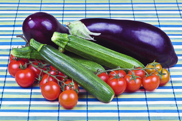 Zucchine Melanzane Pomodorini 03 04 10