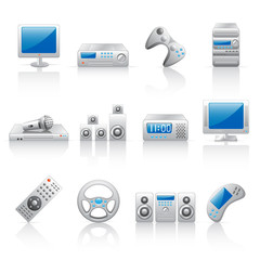 Computer and home appliances