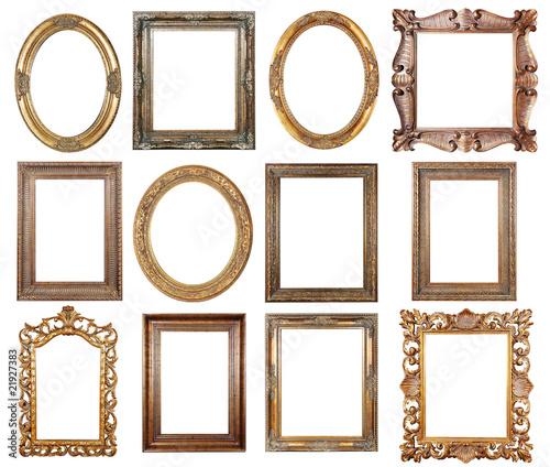 Leinwanddruck Bild Picture frame
