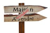 Transaction immobilière - Maison Vendue poster