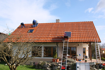 Beginning with solar assembling