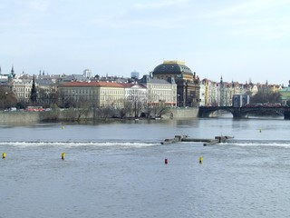 Fiume di Praga