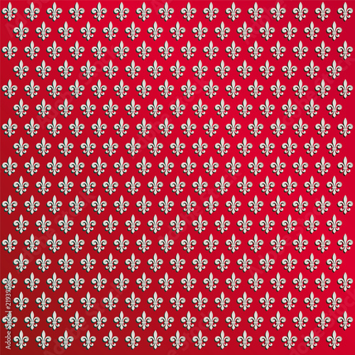 fleur de lys wallpaper (vector) background