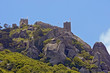 Old Moorish castle, Sintra, Portugal