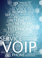VoIP - Voice of IP