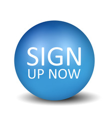 Sign Up Now - blue