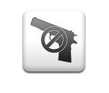 Boton cuadrado blanco control armas poster