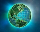 silicon earth 2 poster