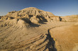 geological feature in dinosaur provincial park