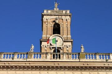 Senatorio Palace in Rome