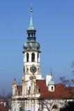 baroque pilgrimage church Loreta poster