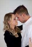 Romantic affection poster