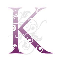 letra k ka